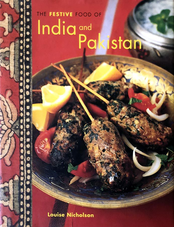 The Festive Food of India and Pakistan