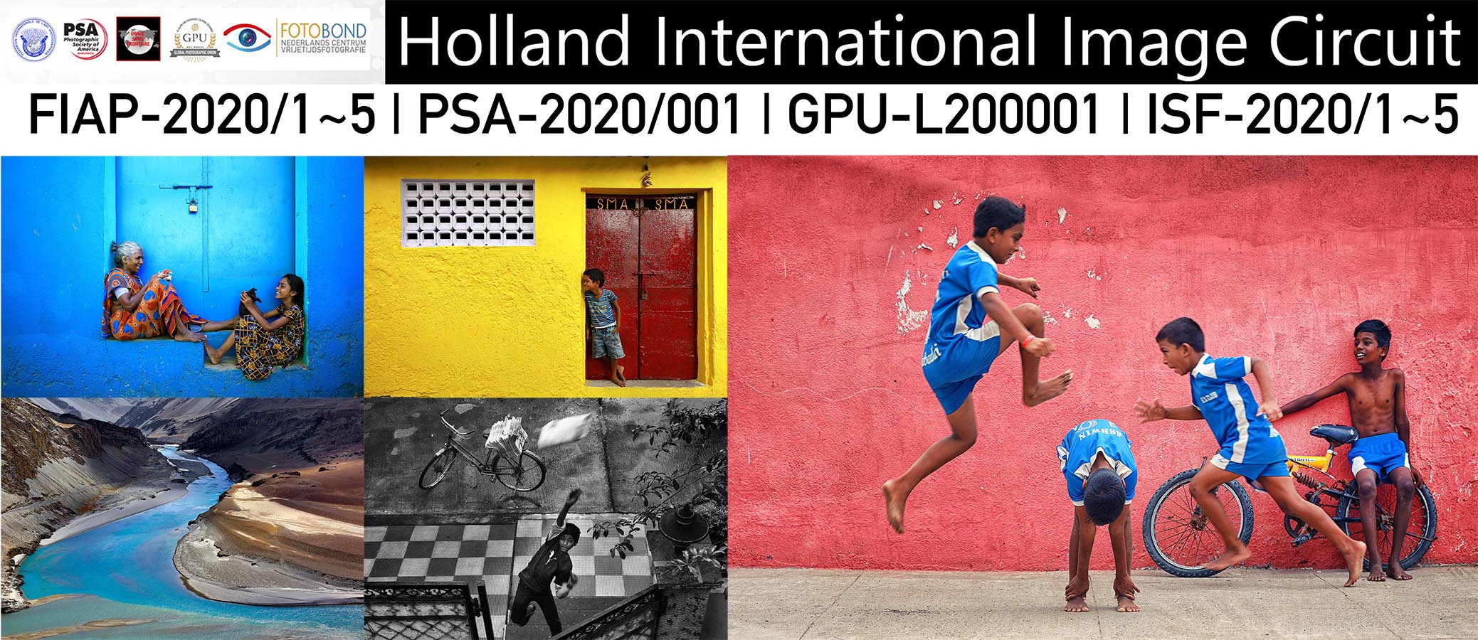 12th Holland International Image Circuit -2020