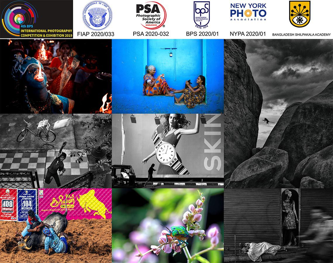 4th BPS International Photo Contest-2020