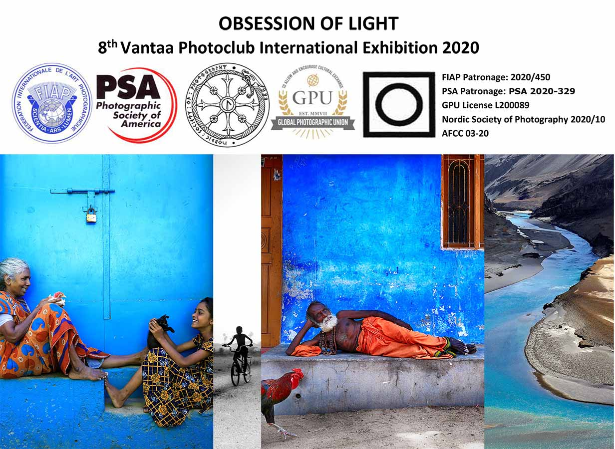 Obsession of Light-2020