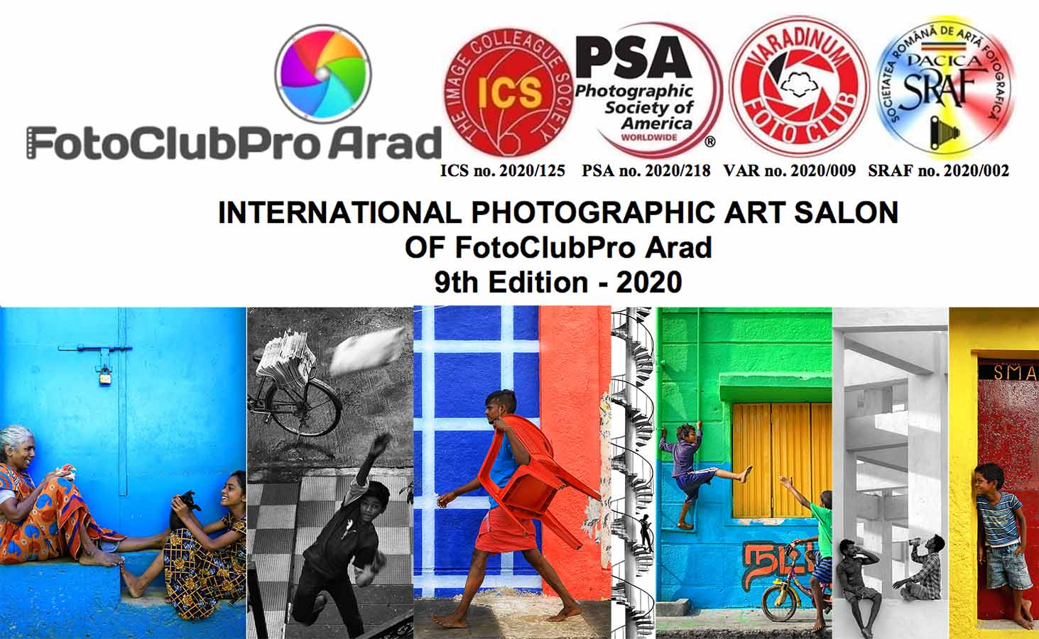 BEST Entrant✅9th FotoClubPro ARAD-2020